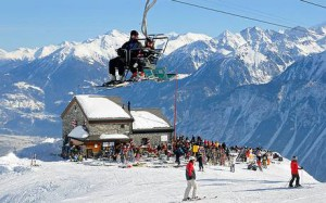 Cran-Montana-ski